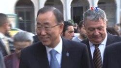 ONU pide respuesta humanitaria para refugiados