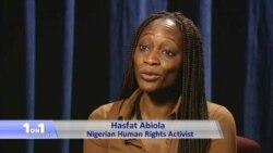 Hafsat Abiola, NIgerian Human Rights Activist