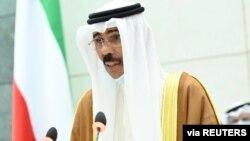 د کویټ نوي امیر ۸۳ کلن شیخ نواف ال احمد الصباح