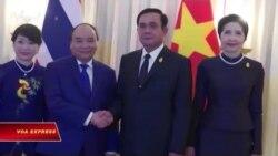 Việt Nam tìm cách 'lôi kéo' Thái Lan trong vấn đề Biển Đông?