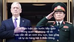 Hợp tác quân sự Việt-Mỹ