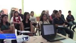 Xwendekarên Zanîngeha Efrînê