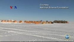 Ekspedisi Ilmuwan AS di Antartika