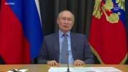 ՌԴ նախագահ Պուտինն ասել է, ռուսական պատվաստանյութն անվտանգ է «ինչպես Կալաշնիկով ինքնաձիգը»՝ վկայակոչելով եվրոպացի անանուն փորձագետի