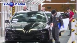 VinFast sắp xuất xưởng những chiếc xe đầu tiên