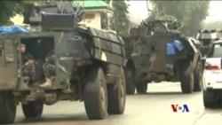 菲律賓總統要求延長棉蘭軍管 (粵語)