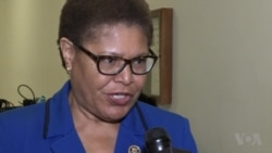 Rep. Karen Bass discusses how the U.S. role as changes sweep across the Horn of Africa