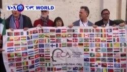 VOA國際60秒(粵語): 2019年2月20日