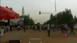 2019-06-03 美國之音視頻新聞: 蘇丹暴力驅散示威者造成9人死亡多人受傷