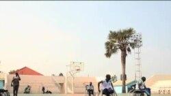 看天下: 南苏丹残疾选手不放弃梦想