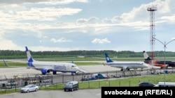 Belarus - National airport Minsk, 27may2021