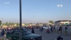 西方人員匆忙離開喀布爾