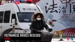 China Rescues Trafficked Brides