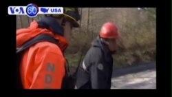 Không hy vọng tìm được người sống sót trong vụ đất chuồi ở Mỹ
