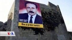 Sîyasetvanê Kurd Vedat Aydin li Amedê Hat Bîranîn