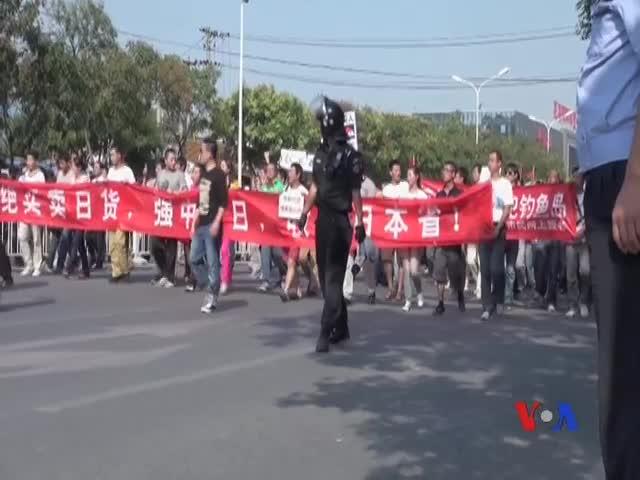 Trung Quốc khuấy động các tranh chấp lãnh thổ
