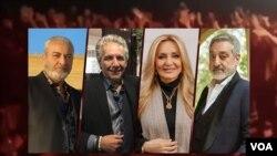 واکنش هنرمندان ایرانی به اعتراضات خوزستان
