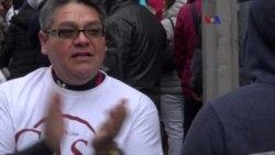 Migrantes le envían fuerte mensaje a Trump