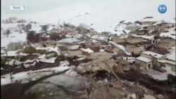 İran'daki Deprem Van'da Can Kayıplarına Neden Oldu