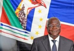 Polícia moçambicana nega ataque a mina de Afonso Dhlakama