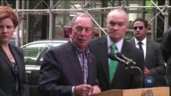 Екс-мер Нью-Йорка Блумберг заявив про безпрецедентну пожертву своїй альма-матер. Відео