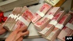 Ekonomide Bir Kaygı Verici Haber de Çin'den