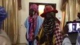 Sabon Sarkin Kano, Alhaji Sanusi Lamido Sanusi, yana fitowa don tar at Baki, Yuni 12, 2014