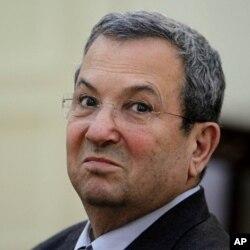 اسرائیلی وزیر دفاع ایہود بارک