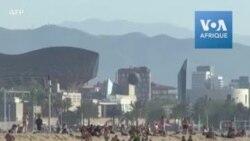 Déconfinement: Barcelone rouvre ses plages et ses parcs