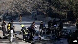 افغانستان میں ہونے والے ان حملوں میں سے چند حملوں کی ذمہ داری شدت پسند تنظیم 'داعش' نے قبول کی ہے۔ (فائل فوٹو)