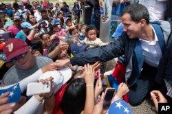 Venesuelanın müxalifət lideri Xuan Quaydo