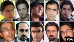 İran azərbaycanlı məhbuslar