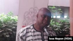 Reportage Reportage d'Issa Napon à Ouagadougou pour VOA Afrique