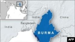 Động đất mạnh ở Miến Điện
