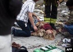 Norvegiyada terror xurujlari
