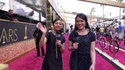 VOA Oscars: Persiapan Red Carpet