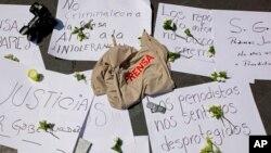 El crimen organizado tiene una fuerte presencia en el estado de Chihuahua, fronterizo con Texas y Nuevo México.