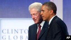 Barack Obama y Bill Clinton unirán fuerzas para tratar de energizar a los demócratas de cara a los comicios de noviembre.