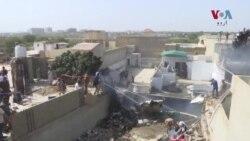طیارہ حادثے کے عینی شاہد نے کیا دیکھا؟