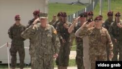 Obeležavanje dvadesete godišnjice od ulaska NATO snaga na Kosovo.