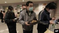 日本民眾進一步擔憂食品受輻射污染問題