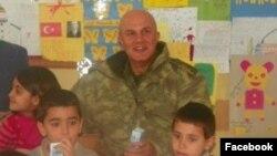 Muş'un Malazgirt İlçesi Jandarma Komutanı Binbaşı Arslan Kulaksız
