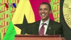 Senegal 'Honored' by Obama Visit (VOA On Assignment June 28)