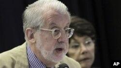 Paulo Pinheiro, Ketua komisi PBB yang menyelidiki pelanggaran HAM di Suriah (foto: dok).