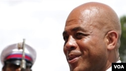 Prezidan ayisyen an Michel Martelly (REUTERS/Kena Betancur )