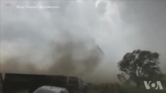 Storms, Tornadoes Sweep Through Central States