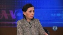 Анастасія Станко про проблеми медіа в Україні та американську нагороду за відвагу. Інтерв'ю