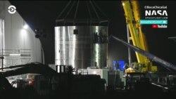 Компания SpaceX спешно строит очередной прототип корабля Starship