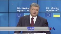 """乌克兰总统:川普电话中提到""""俄罗斯侵略"""""""