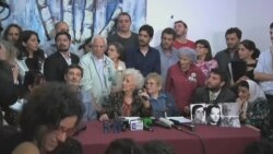 قربانيان جنگ کثیف آرژانتین